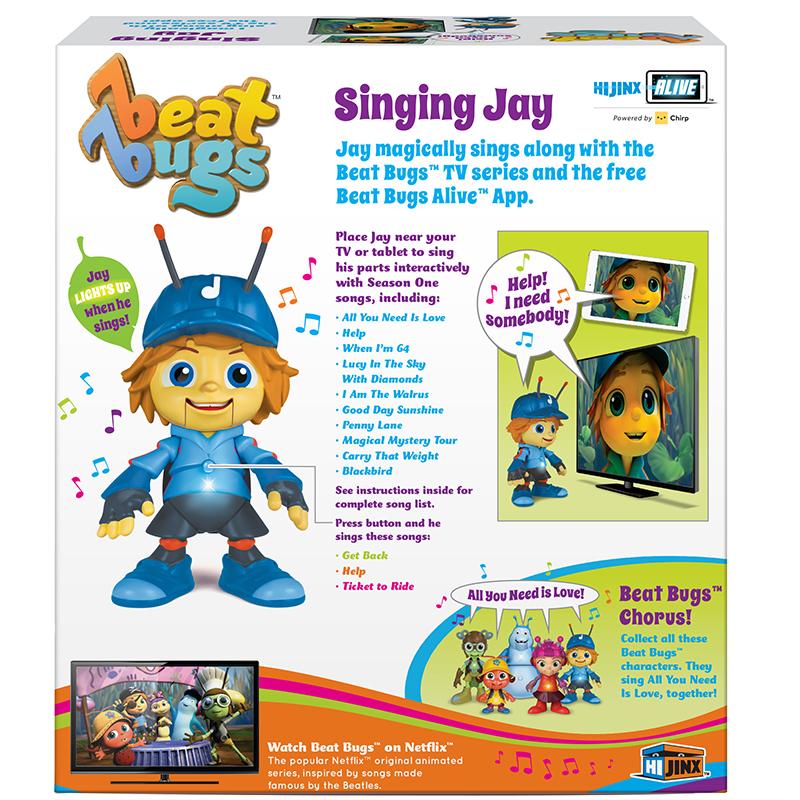 Hijinx Toys | Singing Figures